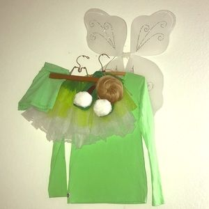 Other - 💫✨FINAL PRICE💫✨Girls TINKERBELL COSTUME .